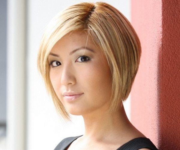 Kratke Frizure S Pramenovima | hairstylegalleries.com