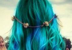 Tirkizno plava kombinacija!
