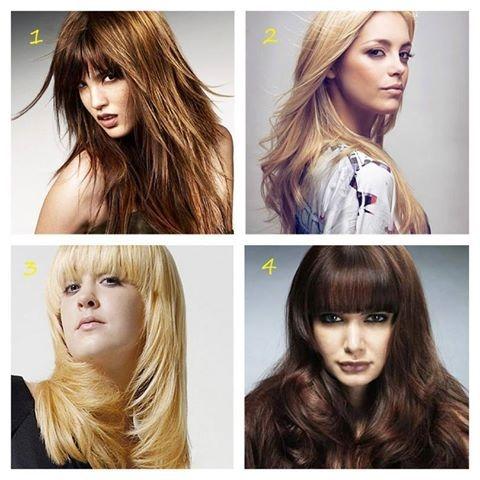 Jednostavne frizure za dugu kosu