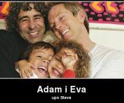 Adam i (St)Eva