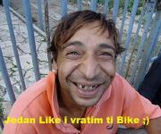 Like i vratim ti bike