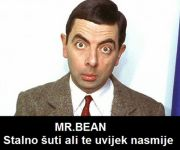 Mr. Bean legenda