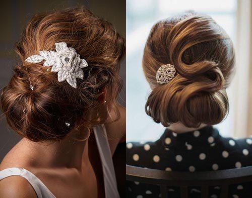 Naslovna > 2 frizure za vjenčanje