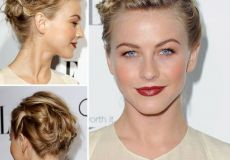 Julianne Hough - frizura za crveni tepih