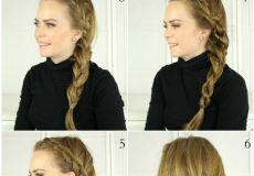 8 načina kako nositi pletenicu sa strane
