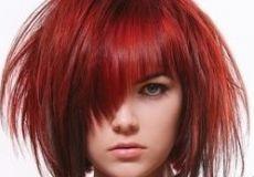 Crveni asimetrični friz