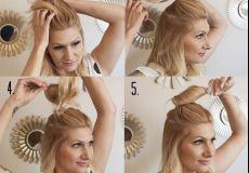 Pola podignuta kosa