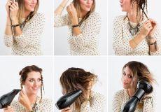 Nakovrčaj ravnu kosu