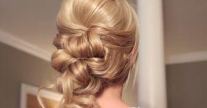 Vjenčana frizura