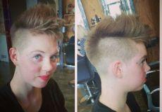 Rokerska frizura