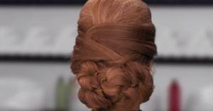 Elegantna frizura