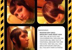 Punk frizura