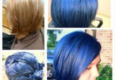 Plavi bob