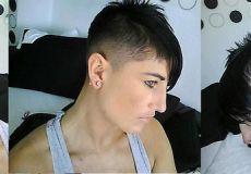 Muška frizura sa šiškama