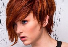 Dugačka pixie frizura