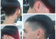 Undercut tupa frizura