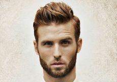 Moderna frizura sa bradom