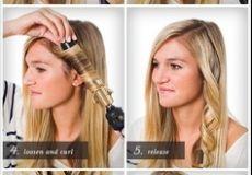 Valovita frizura
