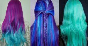 Skidanje boje za kosu