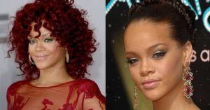 Rihanna i njene najbolje frizure