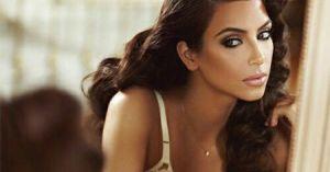 Najbolje frizure Kim Kardashian