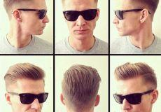 Moderna muška frizura