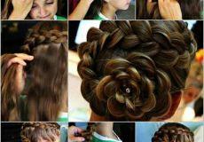 Cvjetna frizura