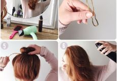 Valovita gusta frizura
