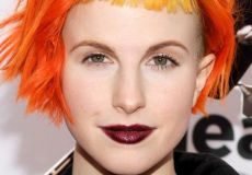 Frizura Hayley Williams