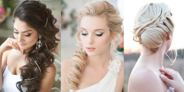 10 svadbenih frizura na stranu - Frizure.hr