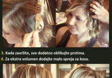 Kovrče za kratku kosu