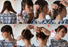 Prirodno valovita frizura