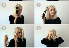 Kratka valovita kosa