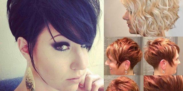 20 kratkih frizura za tanku kosu