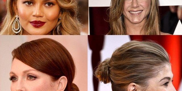 Oscar 2015: najbolje frizure