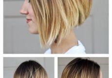 Kosa bob frizura