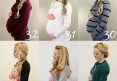 Frizure za trudnice