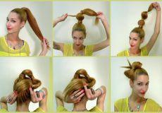 Izvanredna tehnika za dobro poznatu frizuru