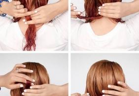 Frizura za mokru kosu