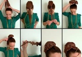 Praktična i elegantna frizura