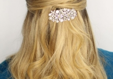 Svečana frizura za djevojke