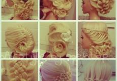 Komplicirane frizure