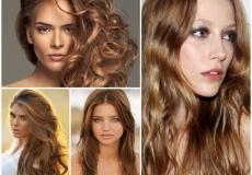 Svijetlo smeđa kosa