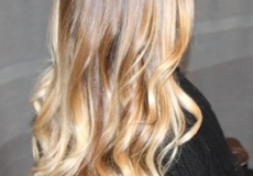 Svečana i jednostavna frizura