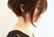 Kratka klasična bob frizura