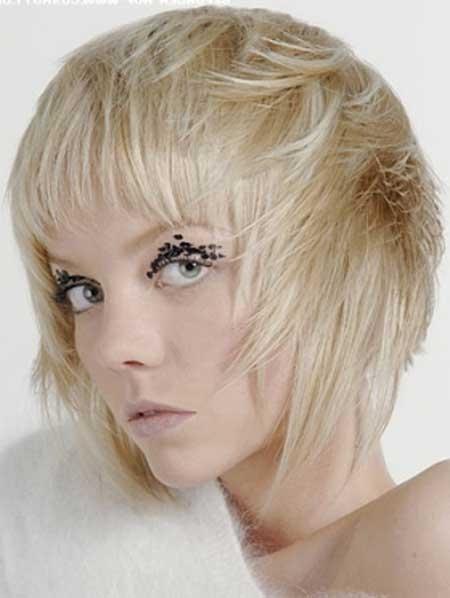 Moderne frizure za plavuše