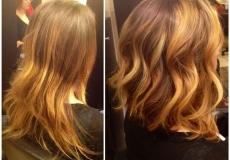Promjena na bob frizuru