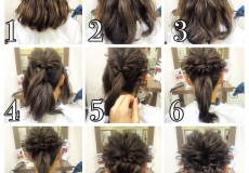 Opuštena frizura
