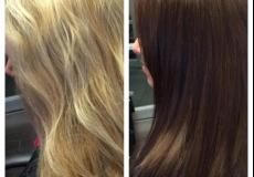 Tamnija boja kose