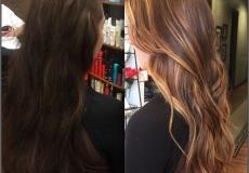 Prekrasna frizura za dugu kosu